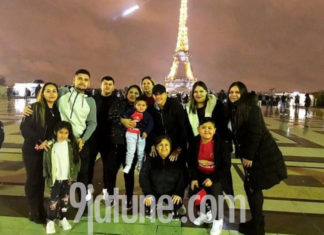 sanchez and family